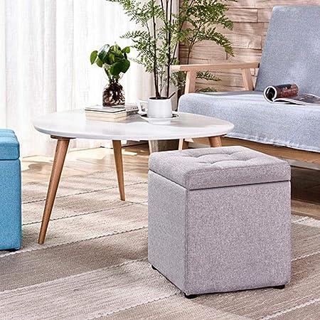 Amazon.com: XM Ottomans ZfgG Storage Stool - Single Seat ...