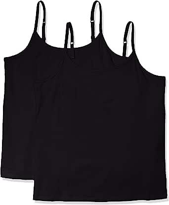 Amazon Essentials Women's Plus Size 2-Pack Camisole