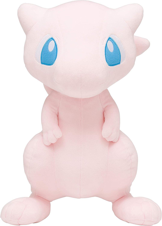 B07QKLSBMF Pokemon Center: Mew Plush, 16 Inch 71Aci4g2BVAL.SL1500_