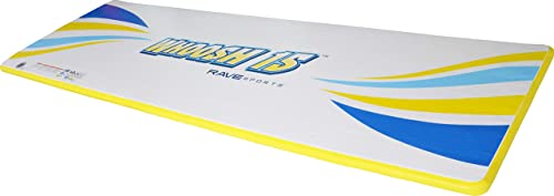 Portable Inflatable Floating Dock/Mat for Lake, Pool, Beach [Rave Sports] detail review