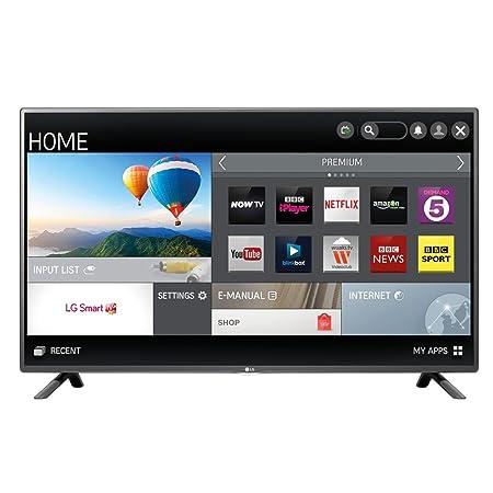 Lg 42lf580v Smart 1080p Full Hd 42 Inch Tv Amazoncouk Electronics