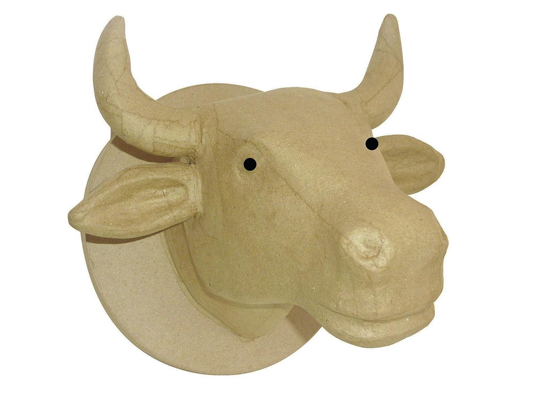 Trofeo de Vaca Cabeza – marrón