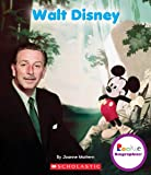 Walt Disney (Rookie Biographies (Paperback))