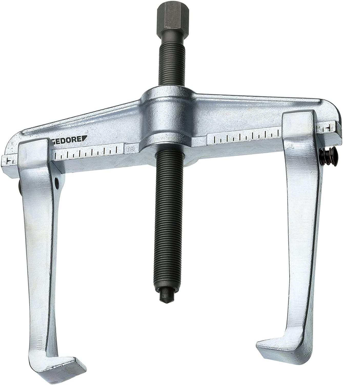 Hakenbremse 210x150 mm GEDORE 1.06//2A1-B Universal-Abzieher 2-armig Ganzstahlhaken akenbremsell