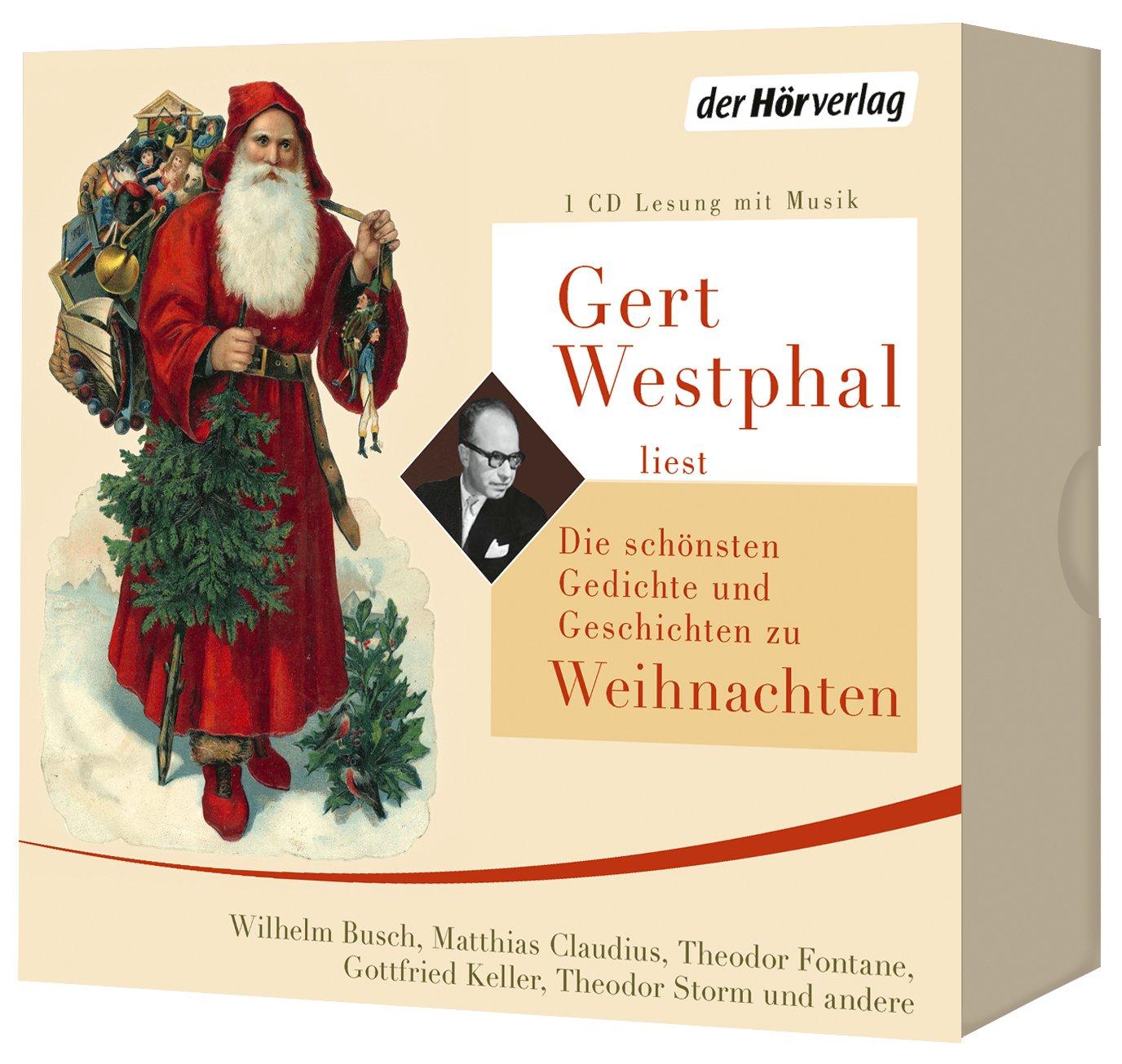 Gert Westphal liest: Die schönsten Gedichte und Geschichten zu ...