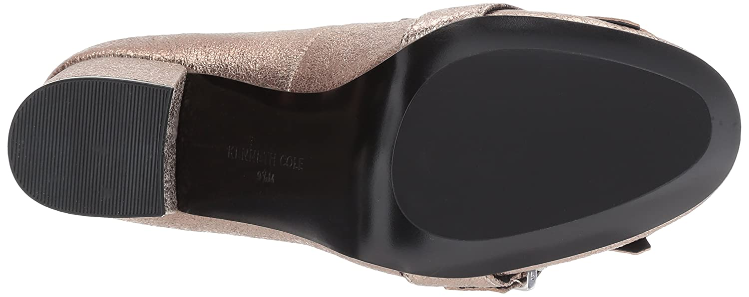 Kenneth Cole New York Women's Cambrie Slide Dress Kiltie Toe Leather Slide Cambrie Pump B071CPN61W 8.5 B(M) US|Dark Rose c6764c