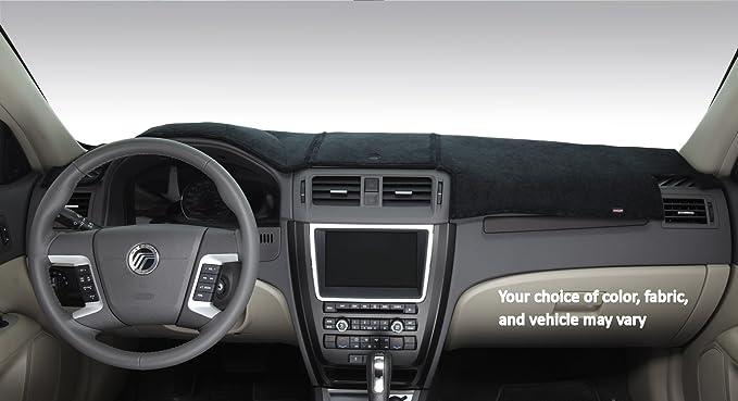 Polyester, Black DashMat Ltd Ed Dashboard Cover Chevrolet and GMC