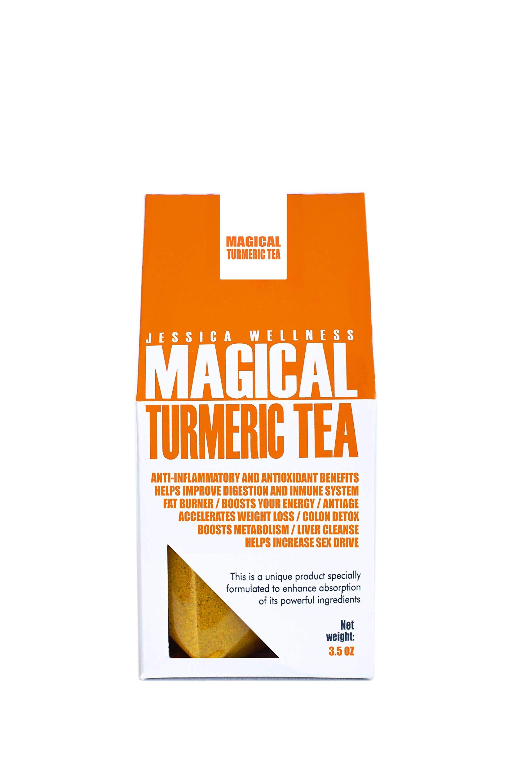 Magical Turmeric Tea 3.4 oz