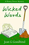 Wicked Words (Honey Drive Mysteries) (Honey Driver Mysteries)