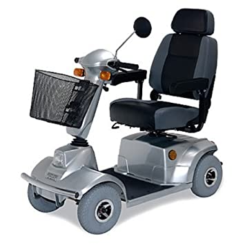 Amazon.com: CTM – HS-580 – gama media Scooter – 4 ruedas ...