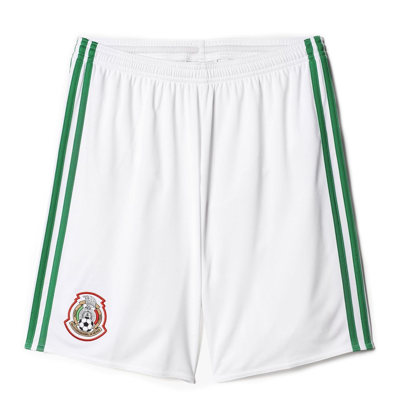 Adidasメンズ2016メキシコホームショーツ B01CV0YHVY Small
