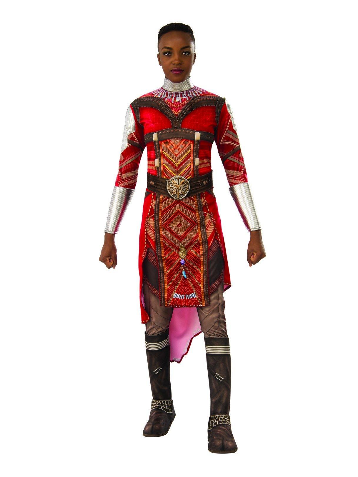 Rubie's Women's Marvel Black Panther Wakanda Dora Milaje Costume, M/L