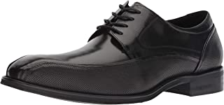 Kenneth Cole New York Men's TYRIE LACE UP Oxford, Black, 8 M US