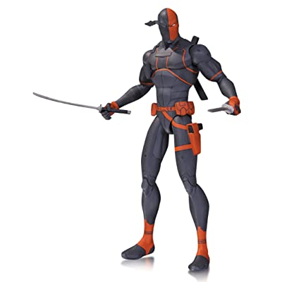 DC Collectibles DC Universe Animated Movies: Son of Batman: Deathstroke Action Figure: Toys & Games