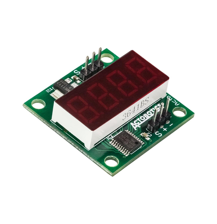 Actobotics Pwm Meter Rc Watt Dc Voltage Current Power Balancer Battery Analyze
