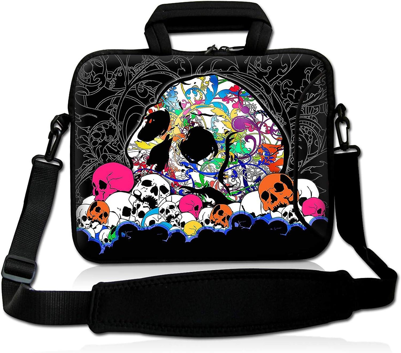 ArcEnCiel Laptop Bag 15 15.6 Inch Briefcase Messenger Shoulder Bag Waterproof Computer Handbag Waterproof Carry Case