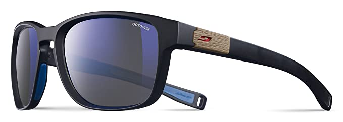 Julbo Paddle Sonnenbrille Unisex Erwachsene, schwarz/rot