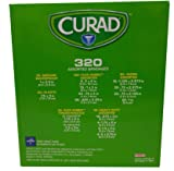 Curad Bulk Variety Pack Assorted