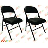 MBTC Clark Seat And Back Cushion Folding Chair (Set Of 2)