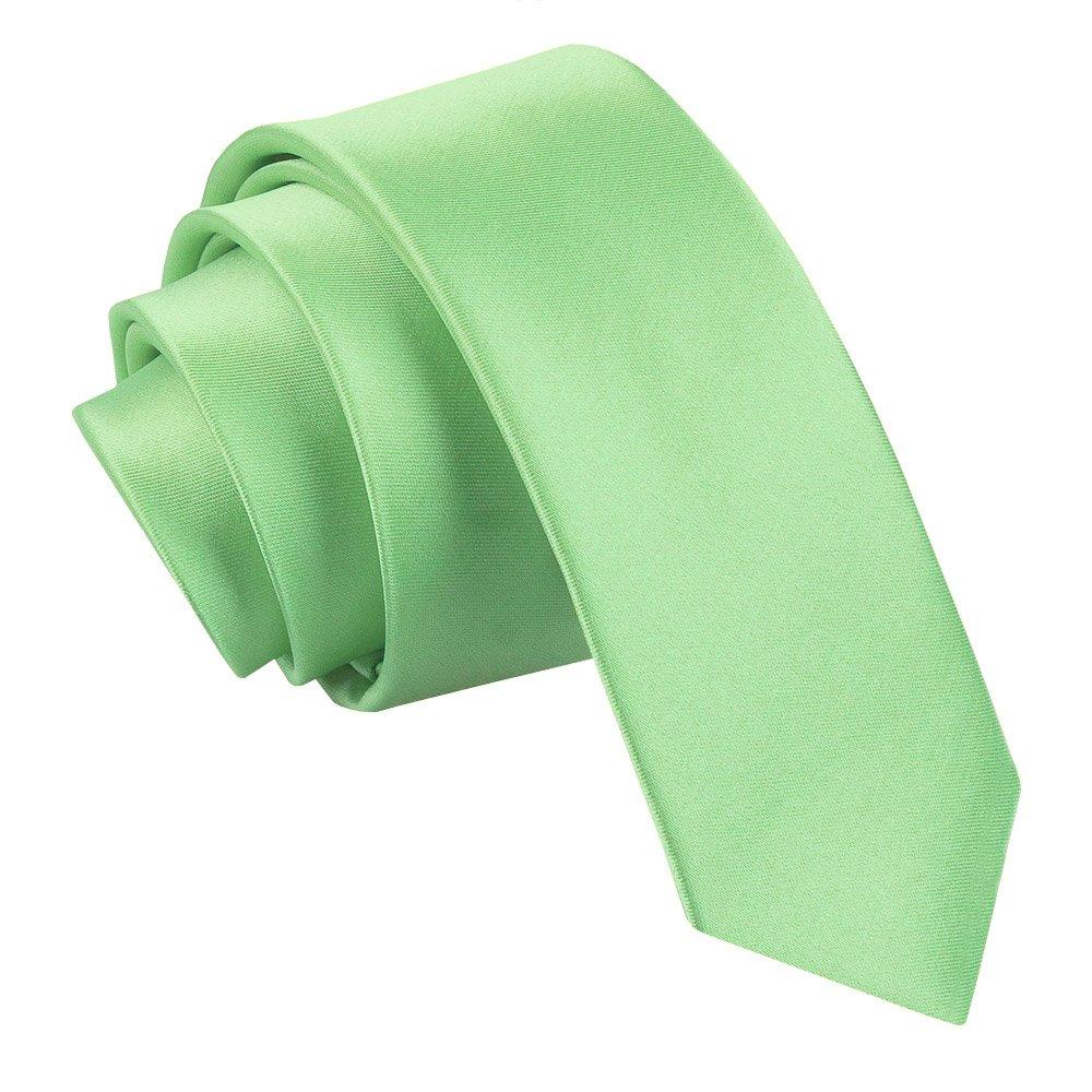 SSS(dqt) - Corbata - para hombre Verde verde menta Talla única ...