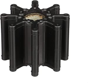 Quicksilver Water Pump Impeller 59362T1 - for MerCruiser Engines with Engine Mounted Sea Water Pumps with a Plastic Housing