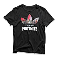 Battle Royale Leaf Print Logo Kids Adults Gaming Gamer PS4 Xbox One T-Shirt/Top