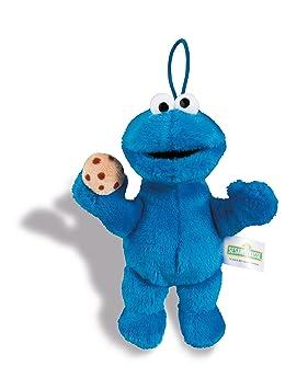 NICI glücksschaf Material Peluche Relleno: Relleno (plástico 100% poliéster Ojos: Sesam Calle Colgante Monstruo, 15 cm, Color Azul: Amazon.es: Juguetes y ...