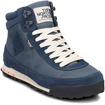 db6a51a88a THE NORTH FACE W Back-2-Berk Boot 2 Blue Wing Teal/Peyote BGE 9H US ...