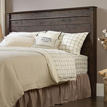 amazoncom sauder 419887 headboard bed room fullqueen