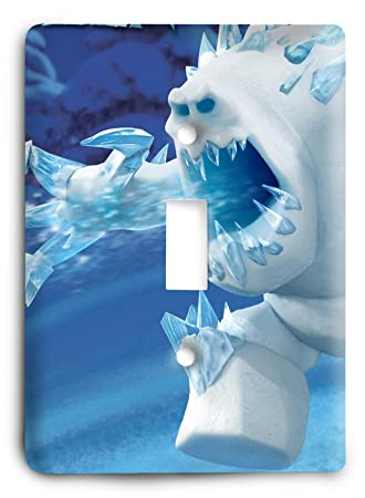 Amazoncom Frozen G5 Light Switch Cover Arts Crafts Sewing