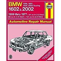 BMW 1602 & 2002: 1959 Thru 1977: '59