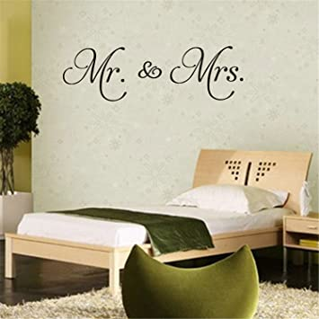 Kao0yan Wandsticker Fur Kinderzimmer Herr Mrs Love English Spruche