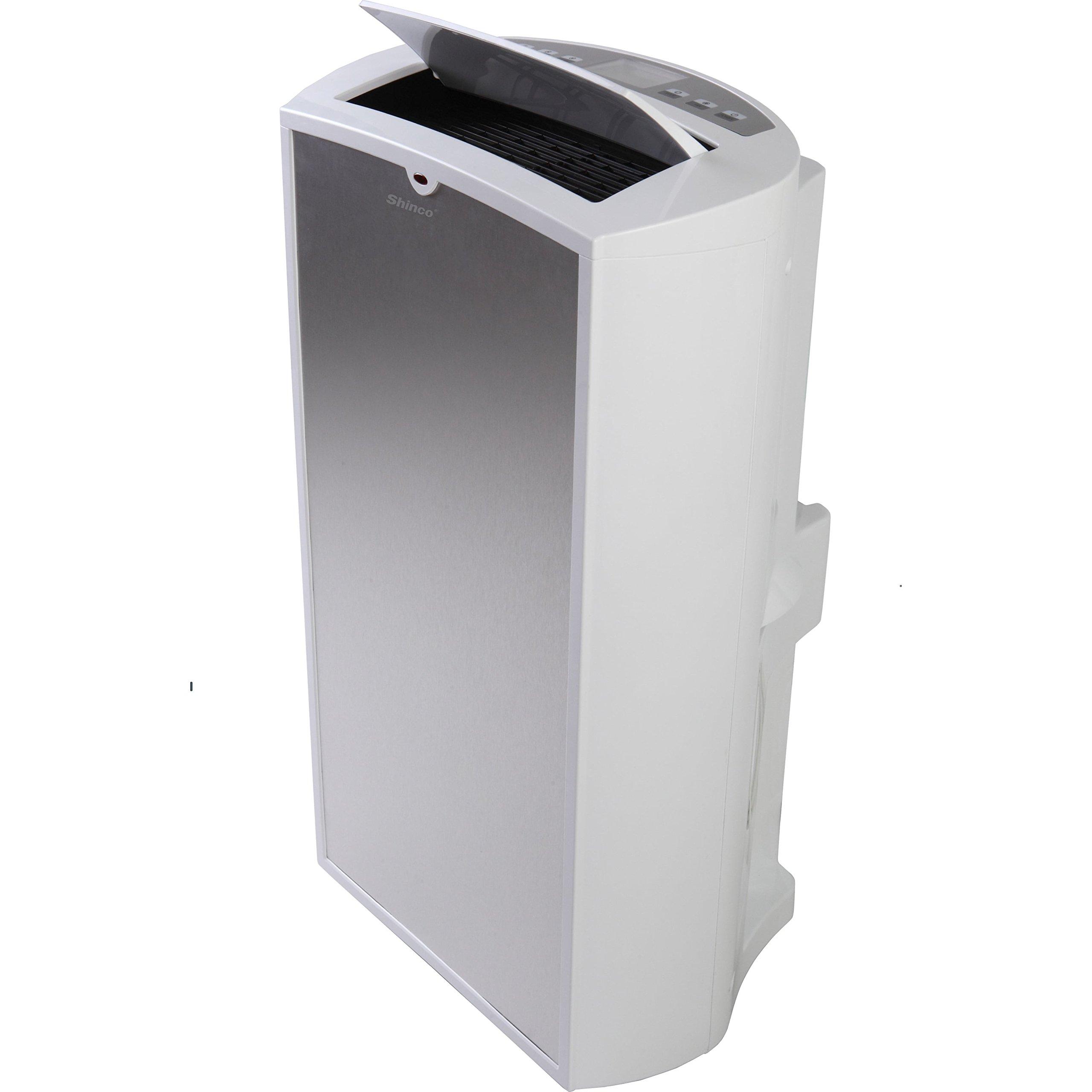 Shinco USA SPHN12W-12000 BTU Portable Air Conditioner with Heat Option by Shinco