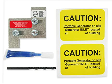 GE-200A GE General Electric Generator Interlock Kit for 150 or 200 on