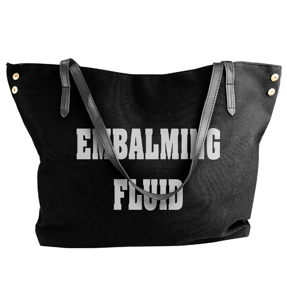BlackRed Embalming Fluid Women's Modern Black Shoulder Bag