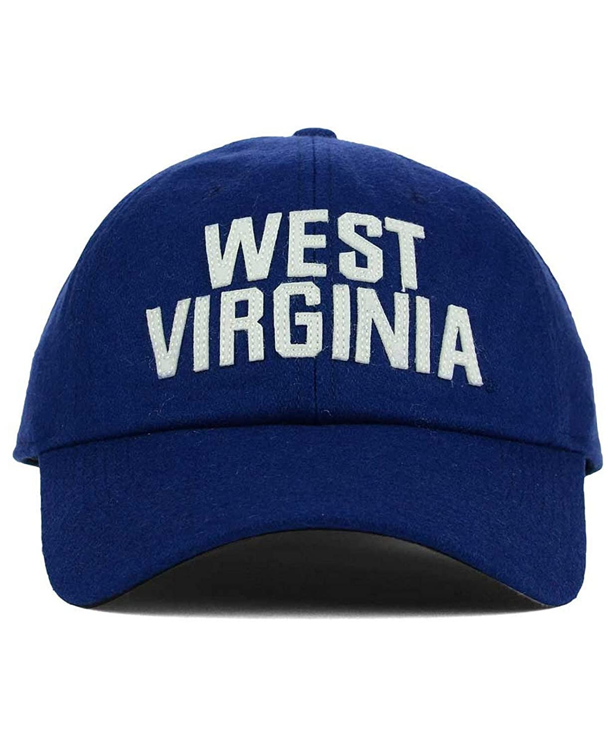 aec6932a327 Amazon.com   NIKE West Virginia Mountaineers H86 Prep Navy Easy Fit Fitted  Hat Cap (Large)   Sports   Outdoors