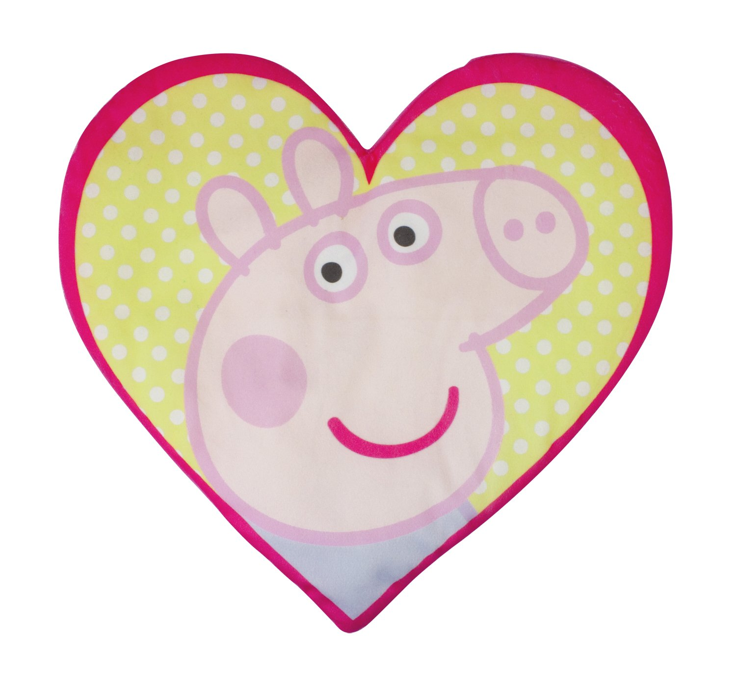 Peppa Pig Bedroom Accessories Character World Peppa Pig Adorable Pyjama Case Amazoncouk