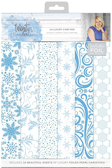 Sara Siganture S-WW-MD-SF Sara Signature Winter Wonderland Snowflurry Thin Metal Die Silver