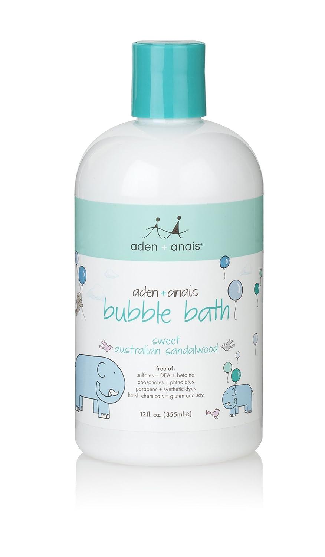 Aden + Anais Bubble Bath, 12 Fluid Ounce