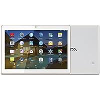 Tablet 10 Pulgadas BEISTA-(2GB RAM,16GB ROM,WiFi,Quad-Core,Android 7.0,HD IPS 800x1280,Doble Cámara,Doble Sim,GPS)- Color Blanco