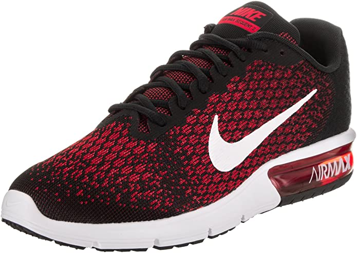 Nike Air Max Sequent 2, Chaussures de Running Homme: Amazon