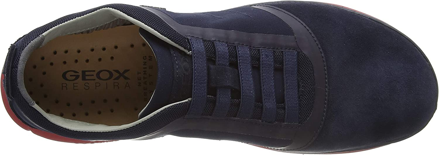 Geox Mens Low-Top Sneakers