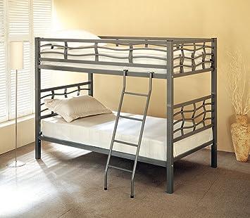 coaster twintwin bunk bed metal - Bunk Beds Metal Frame