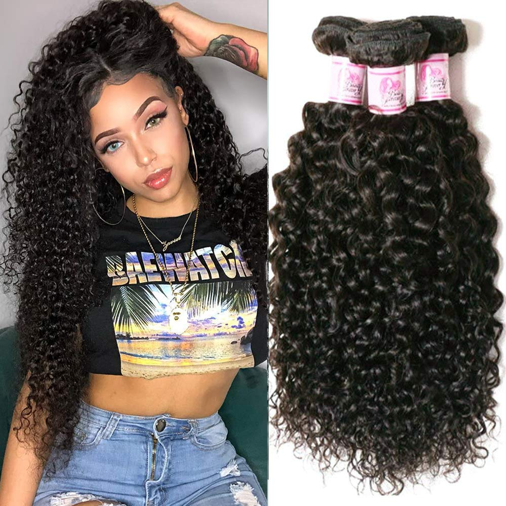 Amazon Beauty Forever Hair 16 18 20 Inch Brazilian Virgin