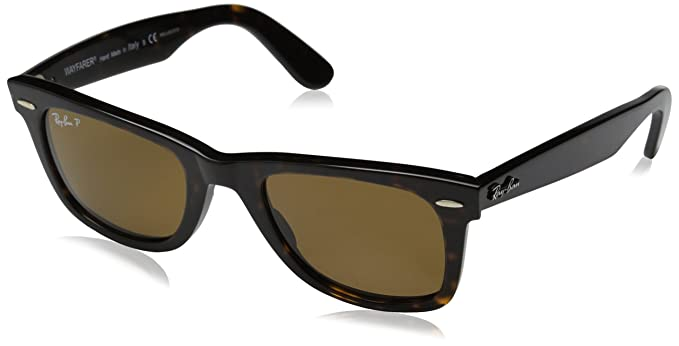 31e26495c2 Amazon.com  Ray-Ban RB2140 Original Wayfarer Icons Polarized ...