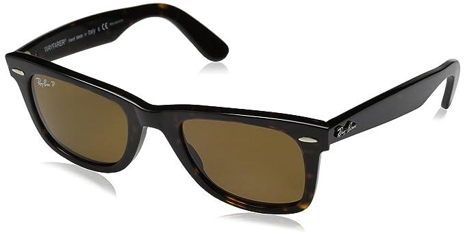 2be072958f ... cheap ray ban rb2140 original wayfarer icons polarized sunglasses  tortoise brown 50mm 2c616 c31bf