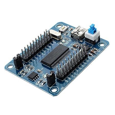 TOOGOO(R) Placa de desarrollo USB2.0 EZ-USB FX2LP CY7C68013A: Amazon.es: Oficina y papelería