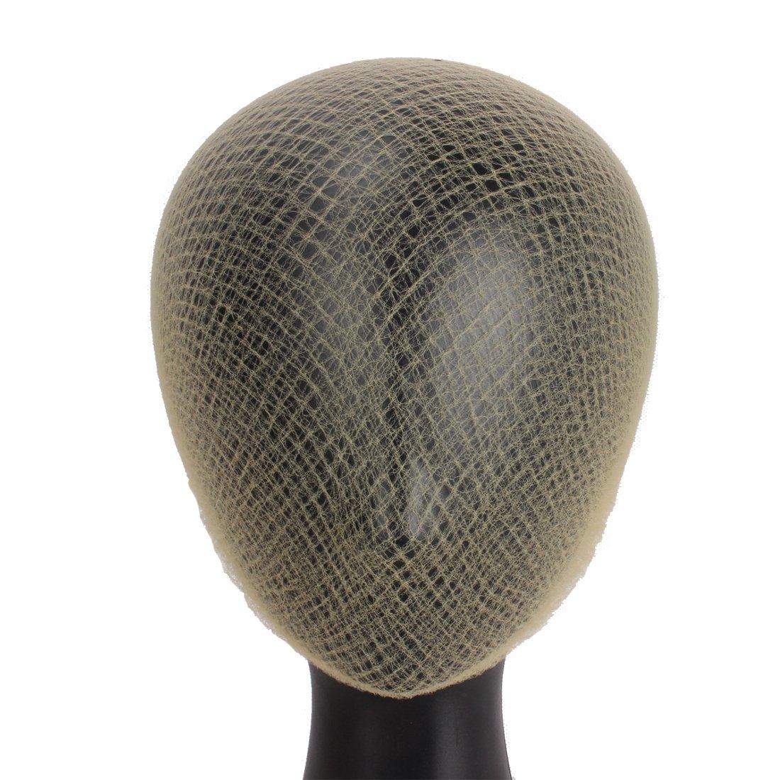 Generic Pack of 100pcs Hair Nets Invisible Elastic Edge Mesh 50cm Blonde Yiwu Zhongken Trading Co. Ltd. COMINHKPR89412