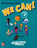 We Can! ワークブック(CD付) 4/Workbook with CD 4