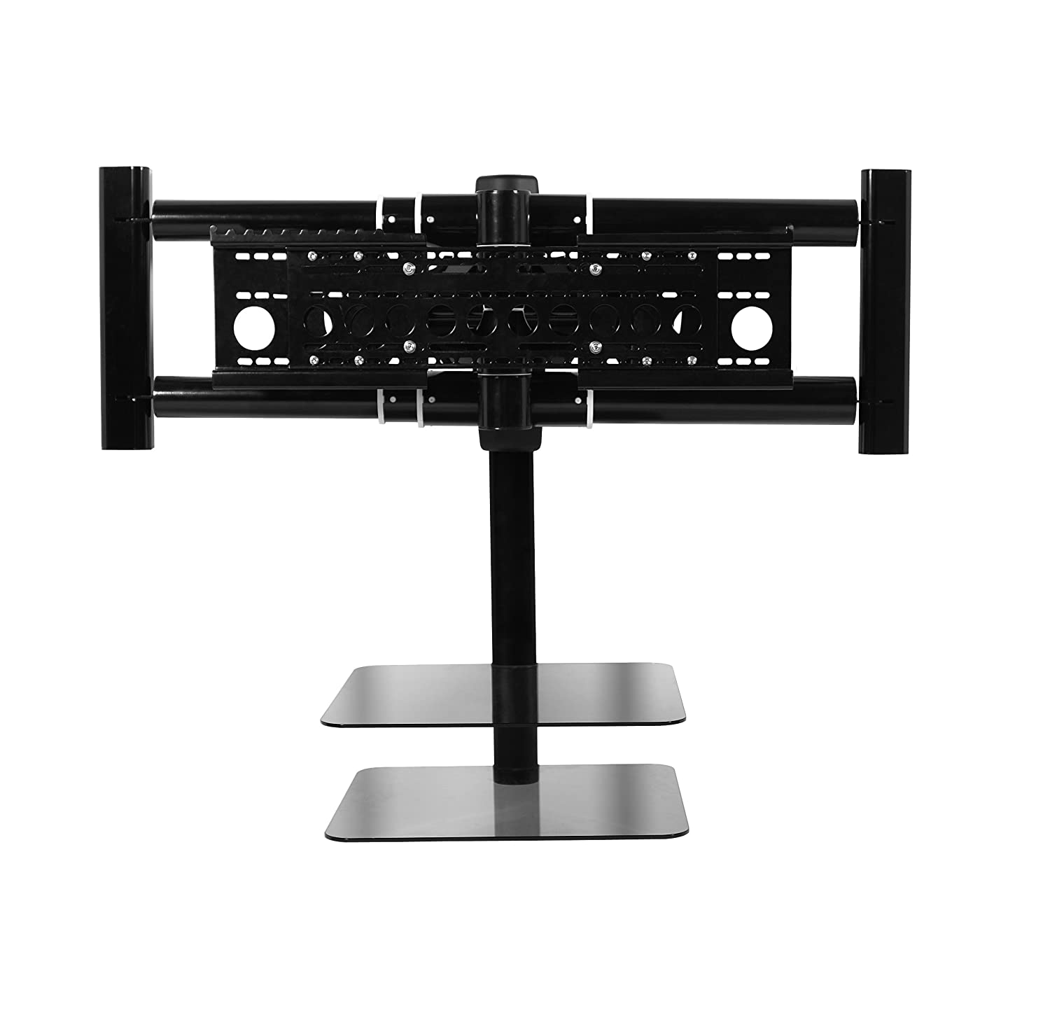 Avf Nxl4502pb Support Mural Orientable Inclinable Et Coulissant  # Meuble Tv Colonne Orientable